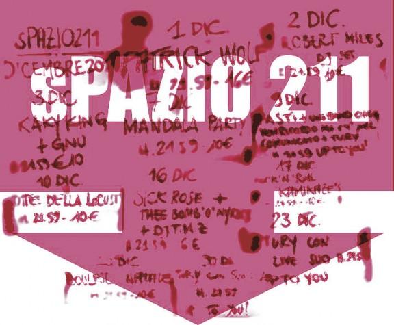 Da Robert Miles al Soulful passando per il rock'nroll e la dance a Spazio211